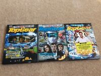 TOP GEAR BOOKS