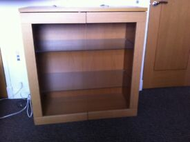Skovby display cabinet