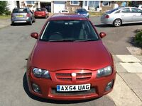 MG ZR+ 120. 5 Door Hatchback. For Sale !