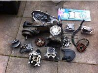 honda pcx 125 engine without crank 2011