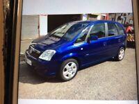 Vauxhall, MERIVA,Breeze MPV, 2008, Manual, 1364 (cc), 5 doors