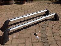 Genuine Vauxhall Insignia Aluminium Roof Bars