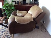Electric recliner chair in good condition FREE to good home