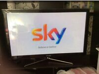 Samsung 50 inch 3D Plasma TV Great Condition fully working