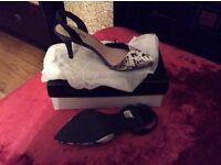 Miss KG sling back shoes
