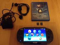 PlayStation PS Vita . Black,WIFI