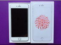 iPhone 6 Plus 16gb unlocked under Apple warranty