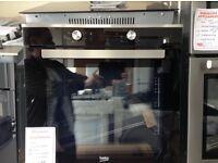 Beko built in oven 12 month gtee new/graded
