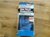 Van seat covers brand new colour grey