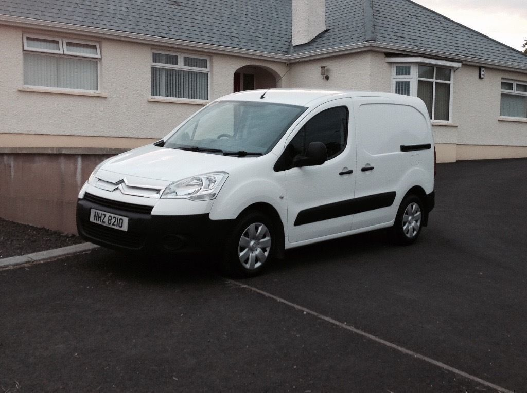 2011 Citroen Berlingo 1.6 HDI ++++ 3 seater +++ ++NO VAT ++++ PSVD +++++ very tidy van +++++