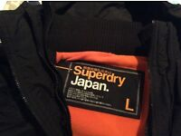 Superdry wind-cheater, Large