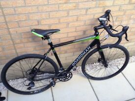 Boardman CX Comp Bike + Accessories