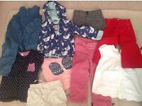 Toddler girl clothes. 18-24months. JOHN LEWIS, GAP, POLARN O PYRET