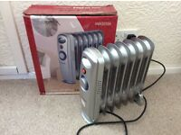 Micro ark Mini Oil filled radiator