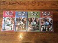 Faulty towers vhs videos