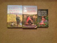 Clarissa Dixon Wrght books