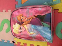 Disney Frozen school backpack