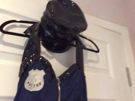 ANN SUMMERS DRESS UP POLICE OUTFIT SIZE 10-12