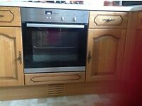 Neff built in electric oven B12S22N3GB