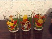 Kids Disney glasses set of 3
