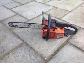 "Stihl 011AV Petrol Chainsaw 15"" good working order"