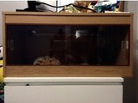 Reptile tank £100 open to offers