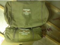 Vango Airbeam Tent Icarus 500