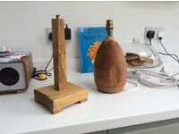Hand made lamp bases for sale