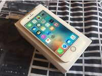 iPhone 6 unlock factory like new condition 16gb