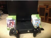 Xbox 360S bundle with 22inch TV