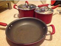 Kitchen Aid Pans