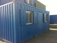 CONTAINER OFFICE URGENTLY WANTED TOP PRICES PAID
