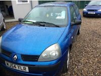 RENAULT CLIO 1.4 AUTOMATIC @ AYLSHAM ROAD AFFORDABLE CARS