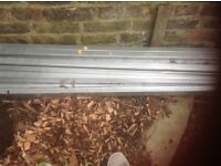 Metal studding and thermal boards @NW3 2HT