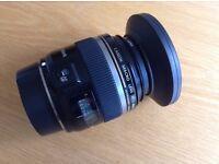 Canon Macro lense. EF-S 60mm