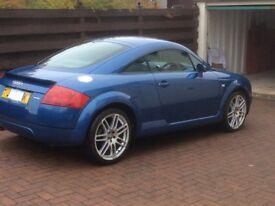 Audi TT 2001 Excellent Condition