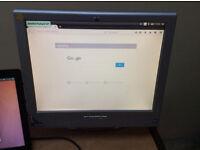 """HP 1530 15"""" monitor"""