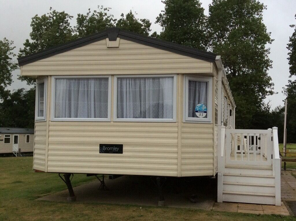 4 Bedroom 2017 Delta Bromley Deluxe Static Caravan
