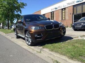 2013 BMW X6 M PKG V6| NAVI| REAR VIEW CAMERA
