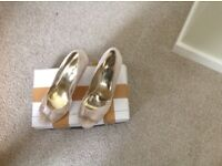 Size 5(38) wedding shoes