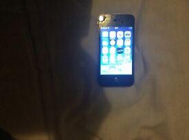 iPhone 4/Vodaphone/16gb storage/small fault