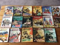 Commando war comics