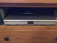 Sharp DVD player with HDD model HR400