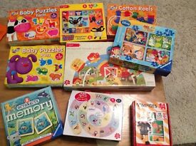 Puzzle and games bundle