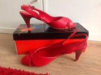 Brand new in box ladies Sandals - size 5!