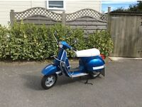 LML STAR 125 auto Scooter for sale
