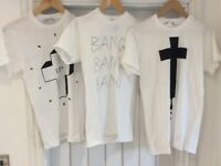 Dom Dick & Harry t shirts