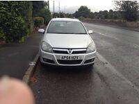 Vauxhall Astra low miles