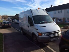 Iveco daily 2.8 turb disel van drive perfect Oll working order