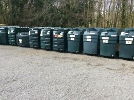 Slimline Bunded heating oil tanks
